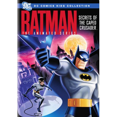 Batman, the Animated Series: Secrets of the Caped Crusader (Batman Return Of The Caped Crusaders Comic)