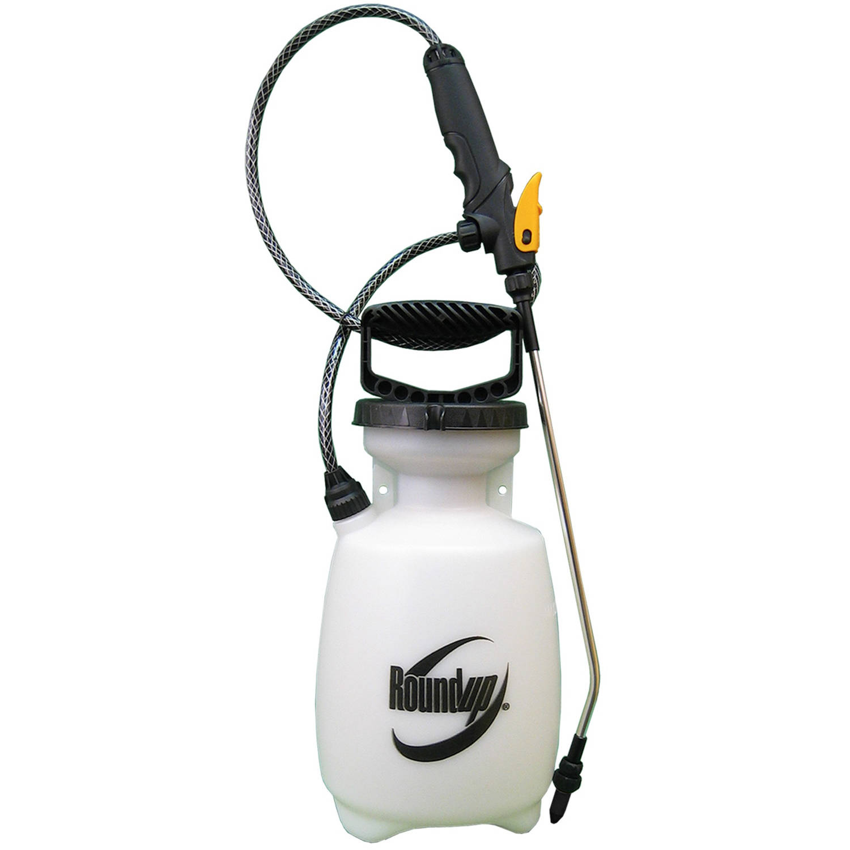 Roundup 1-Gallon Multi-Use Lawn and Garden Pump Sprayer