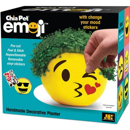 As Seen On TV Chia Emoji Create Your Own - Chia Pet Halloween