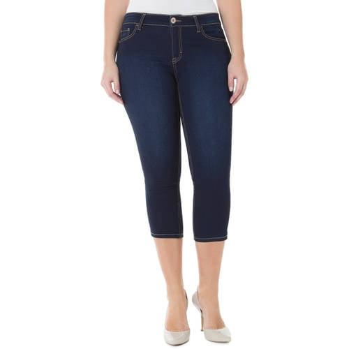 Jordache Women's Plus-Size 23