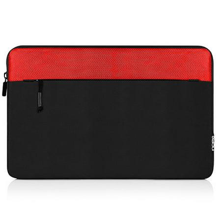 Incipio Padded Nylon Sleeve Microsoft Surface Tablet, Red
