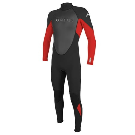 O'Neill Reactor Mens 3/2mm Full Body Neoprene Wetsuit for Surf Scuba Snorkel