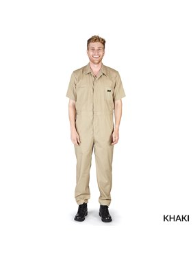 Natural Uniforms Men Short Sleeve Coverall 399