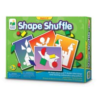 The Learning Journey Match It! Shape Shuffle