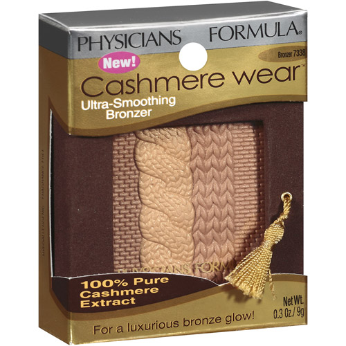 Physicians Formula Cashmere Wear Ultra-Smoothing Bronzer