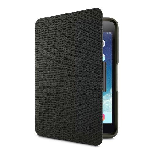 Belkin APEX360 Advanced Protection Case for Apple iPad mini and iPad mini with Retina Display, Black
