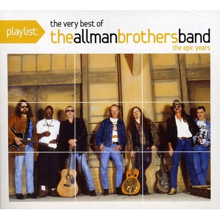 - Playlist: The Best of the Allman Brothers Band (Digi-Pak)