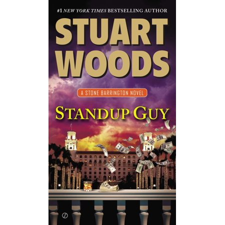 Standup Guy : A Stone Barrington Novel - Old Guy From Up