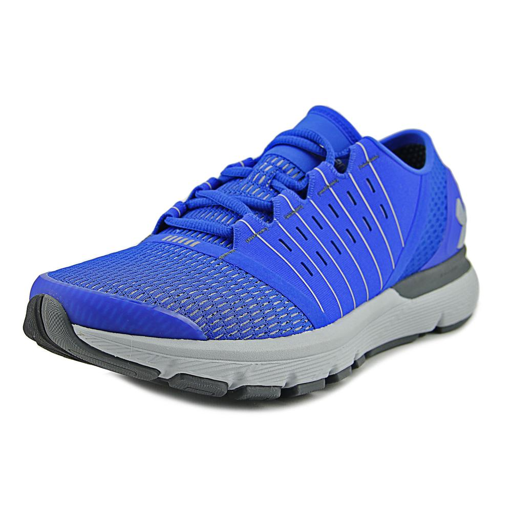 Under Armour Speedform Europa Round Toe Synthetic Running Shoe