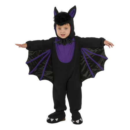 Anime Costume For Men (Bitty Bat Infant Toddler Boys Vampire Animal Halloween Costume)