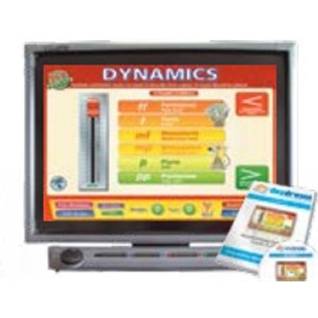 Daydream Education DD-MU-5-05 Dynamics Interactive Software , Single User
