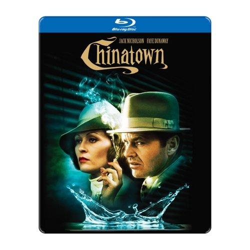 Chinatown (1974) (Blu-ray) (Steelbook Packaging) (Widescreen)