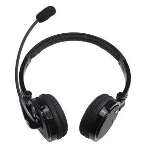 Ecsem stereo dual ear bluetooth wireless handsfree foldable ecsem stereo dual ear bluetooth wireless handsfree foldable headphones over the head boom mic microphone publicscrutiny Choice Image
