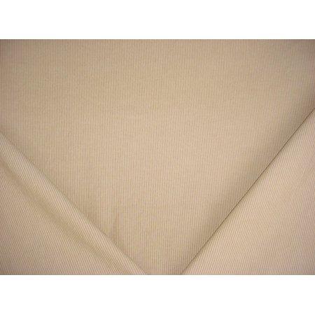 P Kaufmann / Braemore / Waverly Baldwin in Nutmeg - Heavy Cotton Ticking / Mattress Stripe Designer Upholstery Drapery Fabric - By the Yard