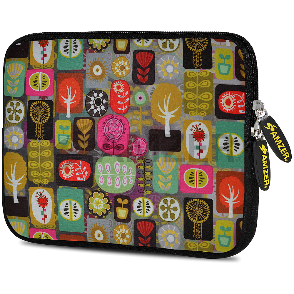 Universal 7.75 Inch Soft Neoprene Sleeve Case Pouch for Tablet, eBook, Kindle - Urban Trends