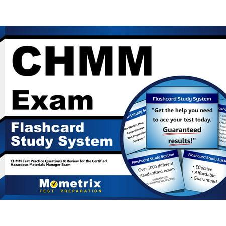CHMM Exam Flashcard Study System: CHMM Test Practice Questions &amp ...