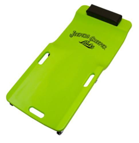 Lisle 99102 Low Profile Plastic Creeper [neon Green]