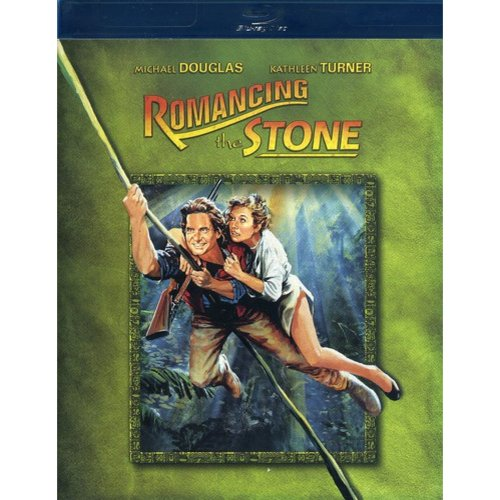 Romancing The Stone (Blu-ray) (Widescreen)