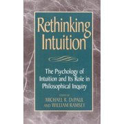 Rethinking Intuition - eBook