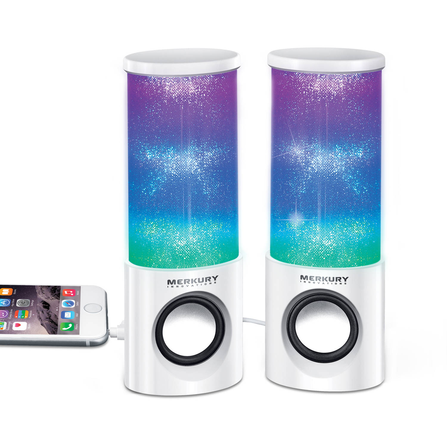 Hype Hydro Sound Bluetooth Water Dancing Speakers Review Best
