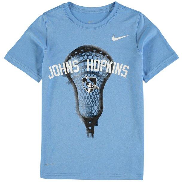 NCAA Johns Hopkins Blue Jays T-Shirt V3