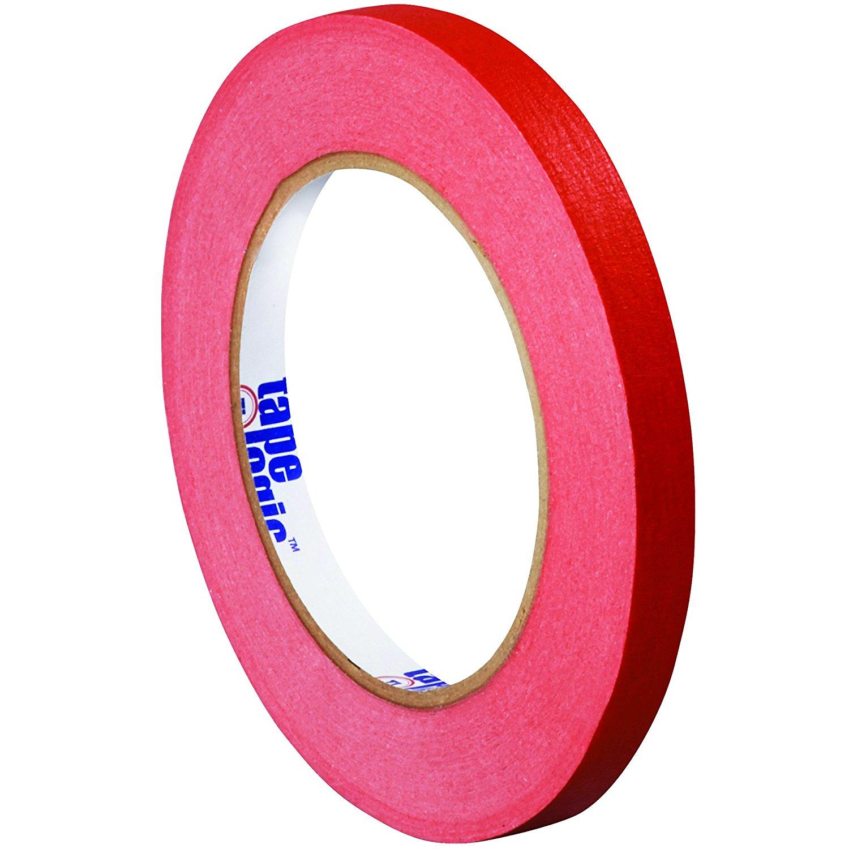 Partners Brand PT933003R Red Tape Logic Masking Tape, 4.9...