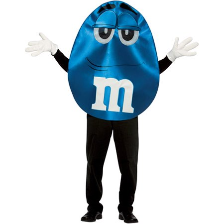 Deluxe M & M Adult Halloween Costume - Halloween M&m Costume