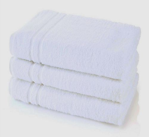 """GHP 72-Pcs White 20""""x40"""" 100% Cotton Absorbent Hotel Reso..."""
