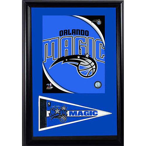 NBA Orlando Magic Pennant Frame, 12x18