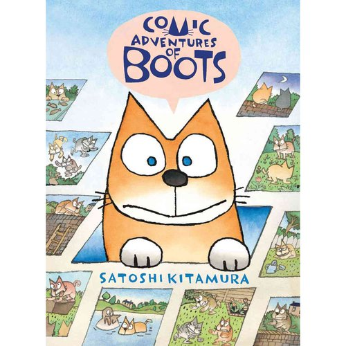 Comic Adventures of Boots