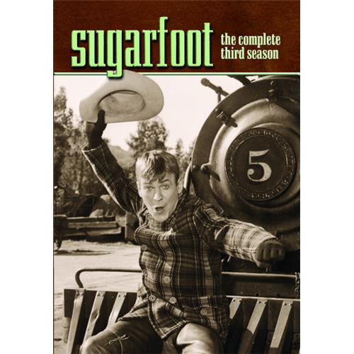 Video Systems Sugarfoot: The Complete Third Season DVD-9