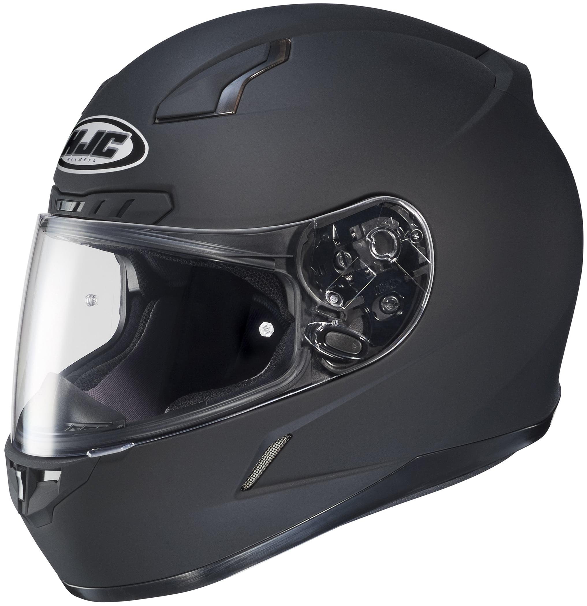 HJC CL-17 Solid Full Face Helmet Matte Black
