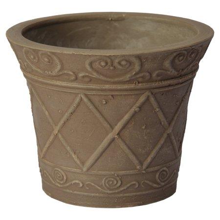 Arcadia Garden Scroll Grower Pot