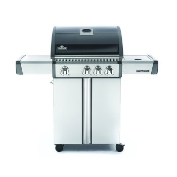 Napoleon Triumph 410 LP Gas Grill with Side Burner