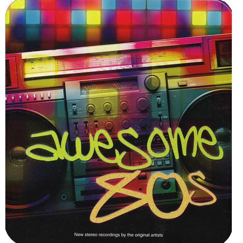 Awesome 80s (Collector's Tin (2CD)
