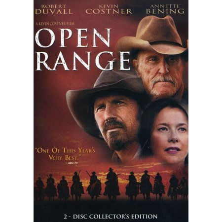 Open Range (Collector's Edition) (DVD) (Best Range For The Money)