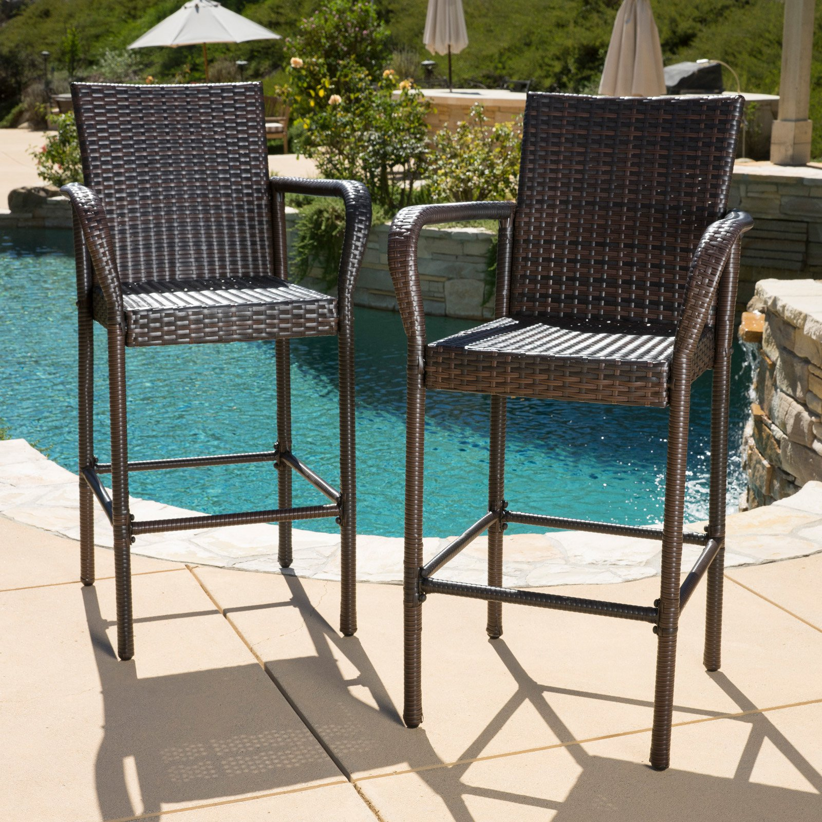 Victoria 30 in. Bar Stool - Set of 2