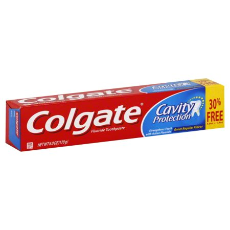 Discontinued***Colgate Basic Cavity Colgate Grf 4 6+30