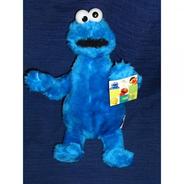 Sesame Street : Cookie Monster 9 Plush Figure Doll Toy by