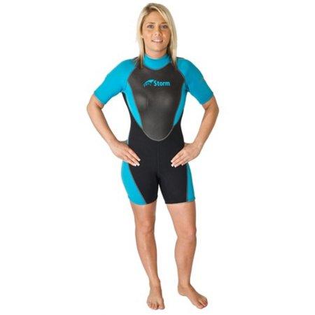 Storm Women's 2mm Shorty Snorkel/Scuba/Water Sports