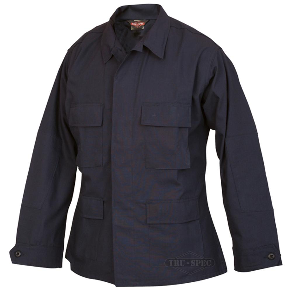 Tru-Spec 100% Cotton Rip-Stop Battle Coats (BDU) Woodland X-Small