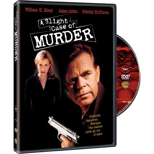 A Slight Case of Murder by