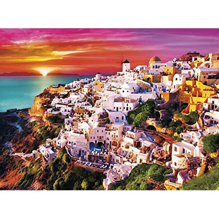 Buffalo Games - Signature Collection - Dreamy Santorini - 1000 Piece Jigsaw Puzzle - image 3 de 3