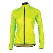 Canari Cyclewear 2015/16 Women's Deluge X Cycling Jacket - 2743 (Killer Yellow - M)