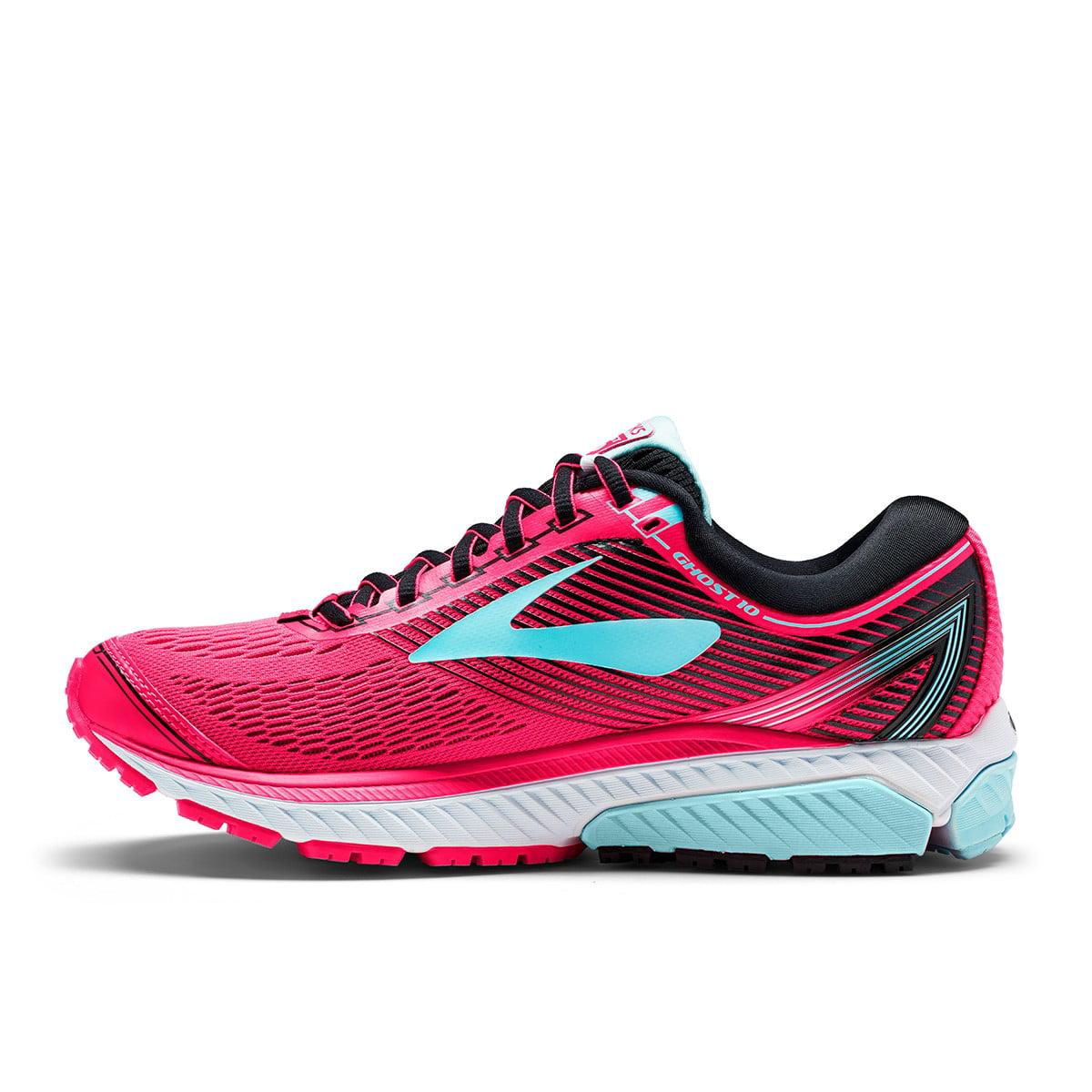 5cacfaaa5848d Brooks Women s Ghost 10 Running Shoes (Diva Pink