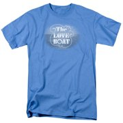 The Love Boat The The Love Boat Mens Short Sleeve Shirt