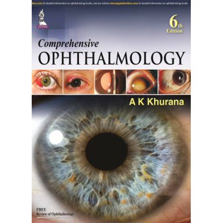Comprehensive Ophthalmology 6th Edi. / Review of Ophthalmology 6th Ed.