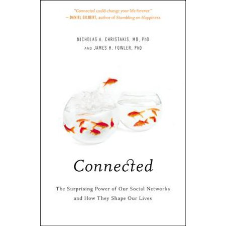 Connected : The Surprising Power of Our Social Networks and How They Shape Our