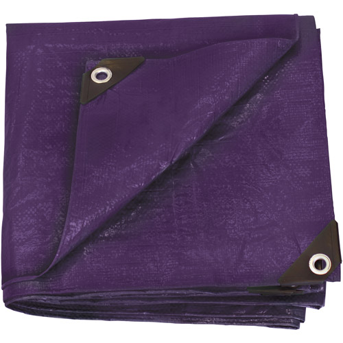 8' x 10' Messy Mat, Purple