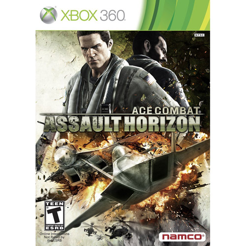 Image of Ace Combat: Assault Horizon w/ Exclusive Skill Set (Xbox 360)